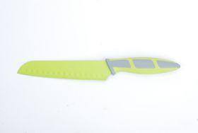 Kitchen Dao - RV2221 6.5 Inch Non-Stick Santoku Knife - Green