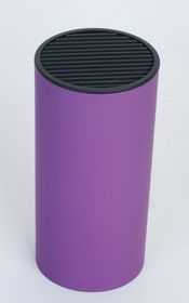 Kitchen Dao - RV2294 Universal Knife Block - Purple