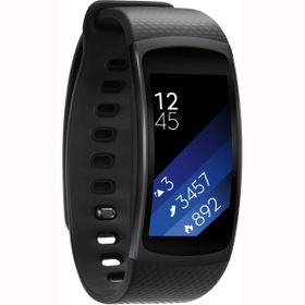 Samsung Gear Fit 2 Black - Large