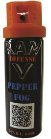 Ram Defense - Pepper Fog - 60ml - Black &  Blue