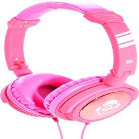 Idance Headphone Pink