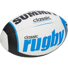 Summit Classic Rugby Ball (Size:4)