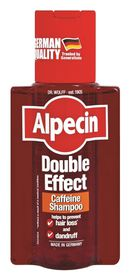 Alpecin Double Effect Shampoo- 200ml