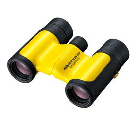 Nikon 8x21 Aculon Binoculars - Yellow