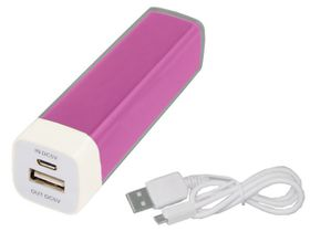 Marco Power Bank 2000mAh - Pink