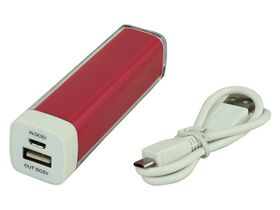 Marco Power Bank 2000mAh - Red