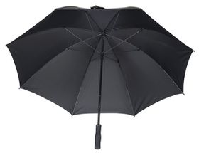 Marco Golf Umbrella - Fibre Glass - Black