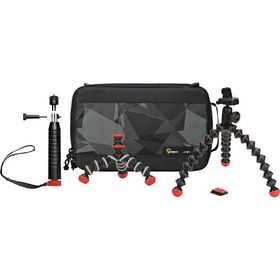 Joby Action Camera Accessory Value Bundle