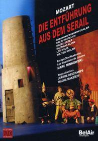 Mozart:Die Entf?Hrung Aus Dem Serail - (Region 1 Import DVD)