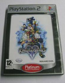 Kingdom Hearts II (PS2 Platinum)