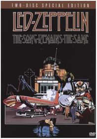 Led Zepplin: Song Remains the Same (Special Edition) - (DVD)