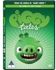 Piggy Tales Season 1 (DVD)