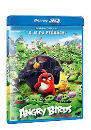 The Angry Birds Movie (3D & 2D Blu-ray)