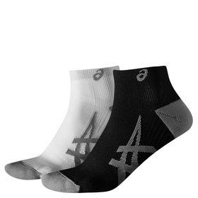 ASICS Lightweight Socks - 2 Pack (Size:IV)