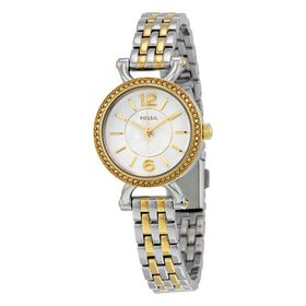 Fossil Women's ES3895 Analog Display Analog Quartz Multi-Color Watch (Parallel Import)