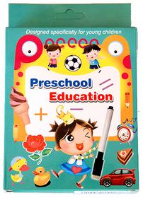 Writable Flash Cards - Preschool Education