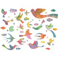 Djeco  Mini Mobile  Bling bling birds