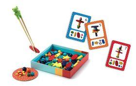 Djeco  Board Game  Totem Zen