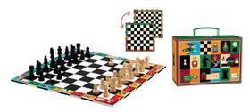 Djeco  Board Game  Game of Chess and Checkers