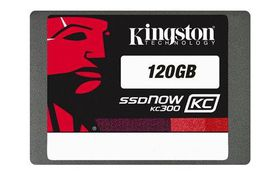 Kingston 120G Kc300 - With Duraclass + Durawrite