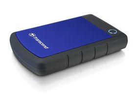 Transcend Storejet 2TB 2.5'' H3 Usb 3.0 Hdd - Blue