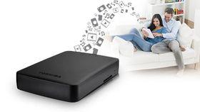 Canvio Aerocast  2.5 In Black  1TB
