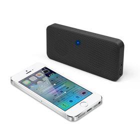 iLuv Portable Ultra Slim Bluetooth Speaker - Black
