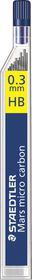 Staedtler Mars Micrograph Leads - 0.3mm HB