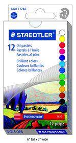 Staedtler 12 Oil Pastels