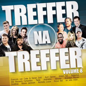 Treffer Na Treffer Vol. 8 (CD)