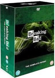 Breaking Bad Complete Season 1-5 (DVD)