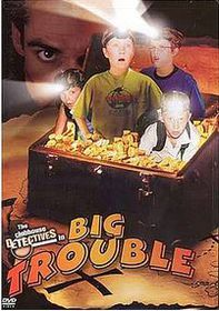 Clubhouse Detectives: Big Trouble (DVD)