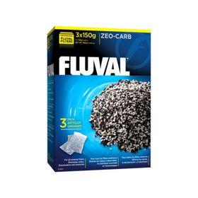 Fluval - Zeo-Carb - 3 x 0.15kg Pouches