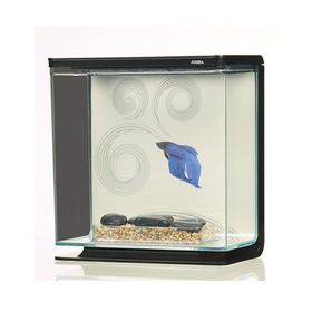 Marina - 2 Litre Betta Kit Aquarium - Zen Theme