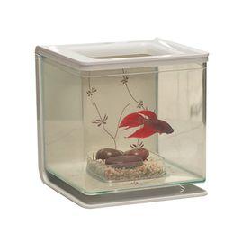 Marina - 2 Litre Betta Kit Aquarium - Contemporary Theme