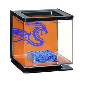 Marina - 2 Litre Betta Kit Aquarium - Boy Theme