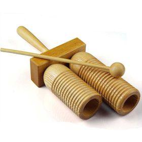 Wooden Agogo