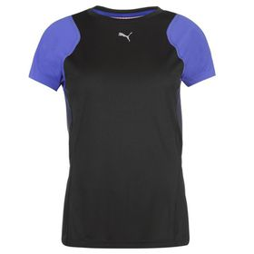 Women's Puma Graphic Short Sleeve T-Shirt