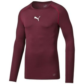 Men's Puma TB Long Sleeve T-Shirt