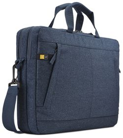 "Case Logic Huxton 15.6"" Expanded Laptop Shoulder Bags - Blue"