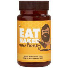 Eat Naked Raw Honey Jar - 325g