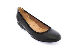 Froggielow Wedge Comfort Pumps - Black
