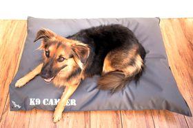 Wagworld - Huge K9 Camper Dog Bed - Grey