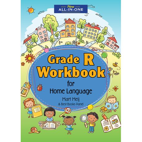 New-All-In-One Grade R Workbook for Home Language | Buy Online in ...