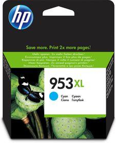 HP 953XL High Yield Cyan Ink Cartridge