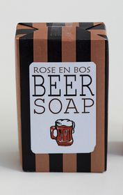 Rose en Bos Beer Soap - 100g