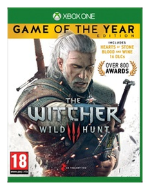 The Witcher 3 Game Of The Year (Xbox One)