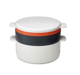 Joseph Joseph - M-Cuisine 4 Piece Stackable Microwave Cooking Set
