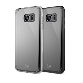 iLUV Vyneer Transparent Case Galaxy S7 Edge - Clear