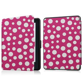 E-Readers 8Th Generation 2016 Kindle Touch Case & Cover -Pink Polka- (Parallel Import)